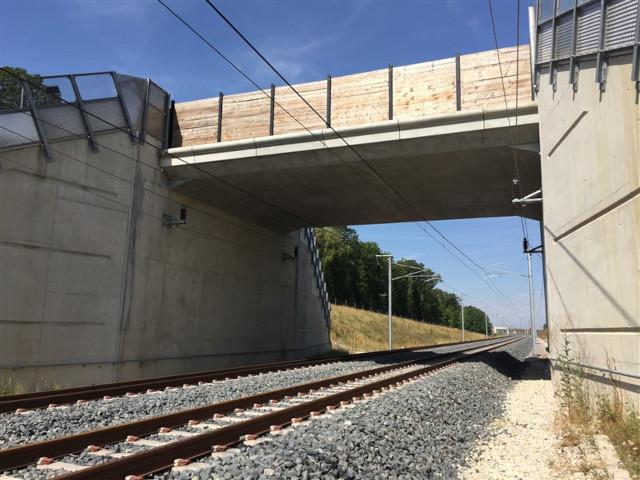 Ouvrage courant TGV Est Lot 35 - 1
