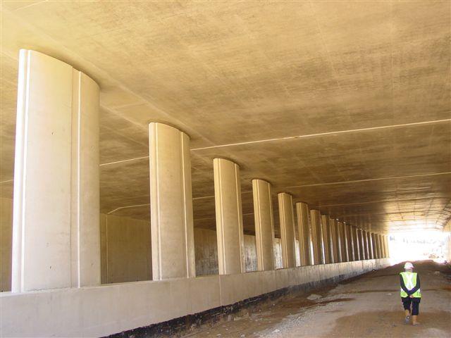 Ouvrage souterrain - 1
