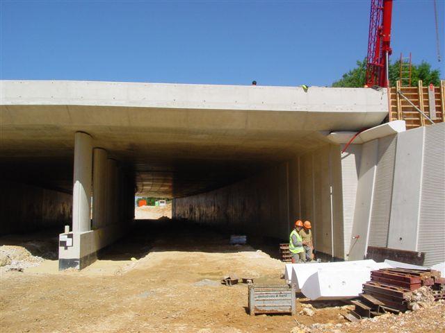 Ouvrage souterrain - 2
