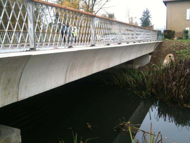 Pont de Pange