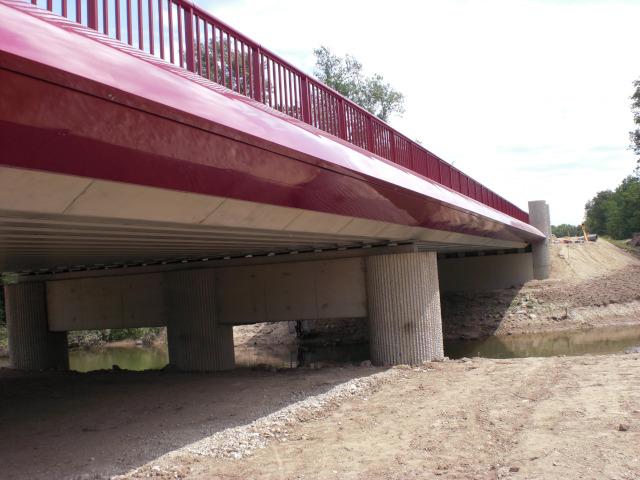 Pont sur la Sauldre - 1