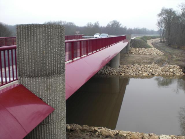 Pont sur le Sauldre - 2
