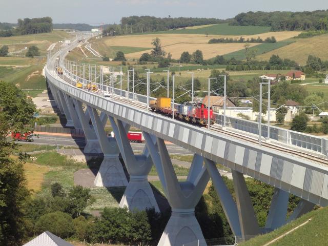 Viaduc de la Savoureuse - 1